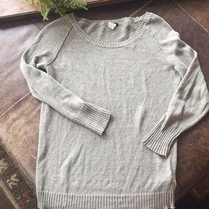 J. Crew lightweight sweater, XS